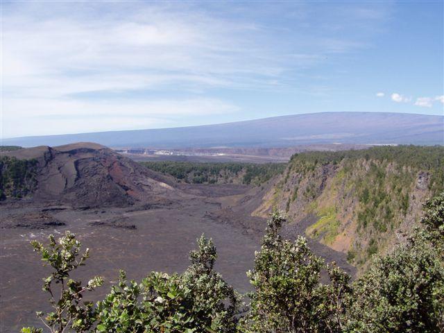 Kilauea Iki Crater 2007