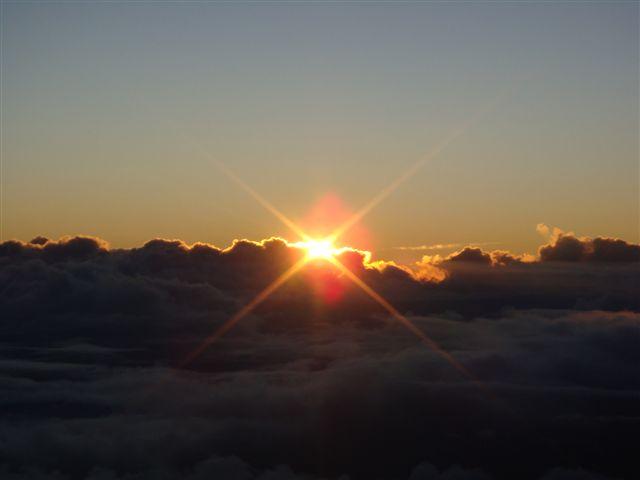 Mauna Kea Sunrise 112009