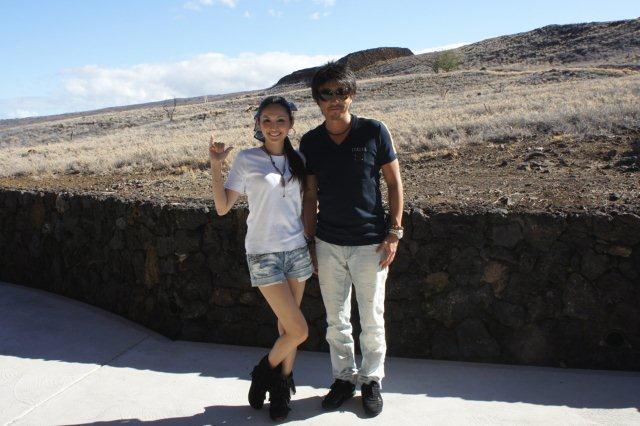 Tomoya & Chisato