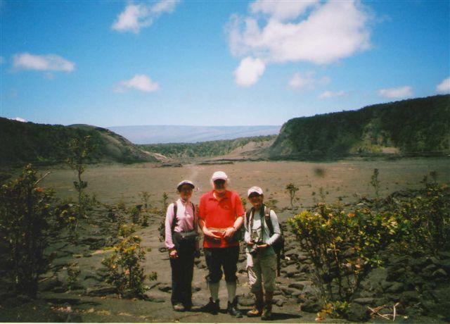 Kilauea Iki Crater 03-31-11