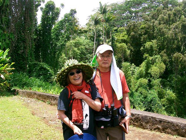 Mr. & Mrs. Sawada