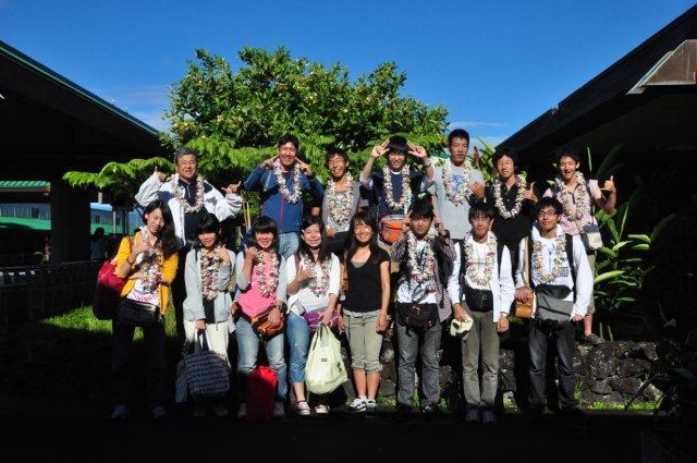 Toyama High School SSH 2010