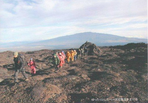 Mauna Loa Trekking (from Okuta-san's Journal)