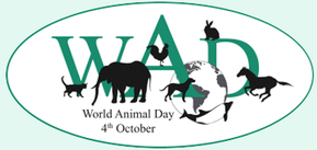 World Animal Day Sml